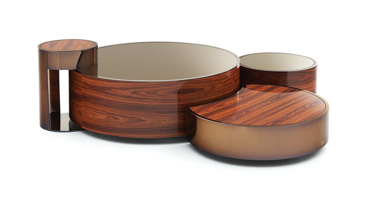 Constellation Coffe Table Fendi Coffee Table Wood Coffee Table Leather Furniture Decor [ 675 x 1256 Pixel ]