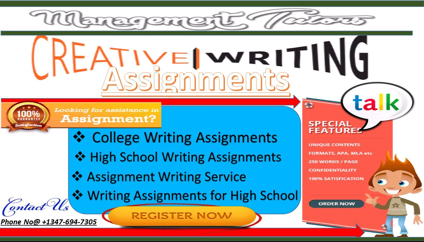 The Management Tutors is a reliable academic company offering  #creative_writing_assignments, help #writing_assignments, and #writing_an_assignment assistance.             Visit here http://www.managementtutors.com/Our-Services