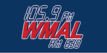 Wmal 105 9 Fm Radio Station Radio Station