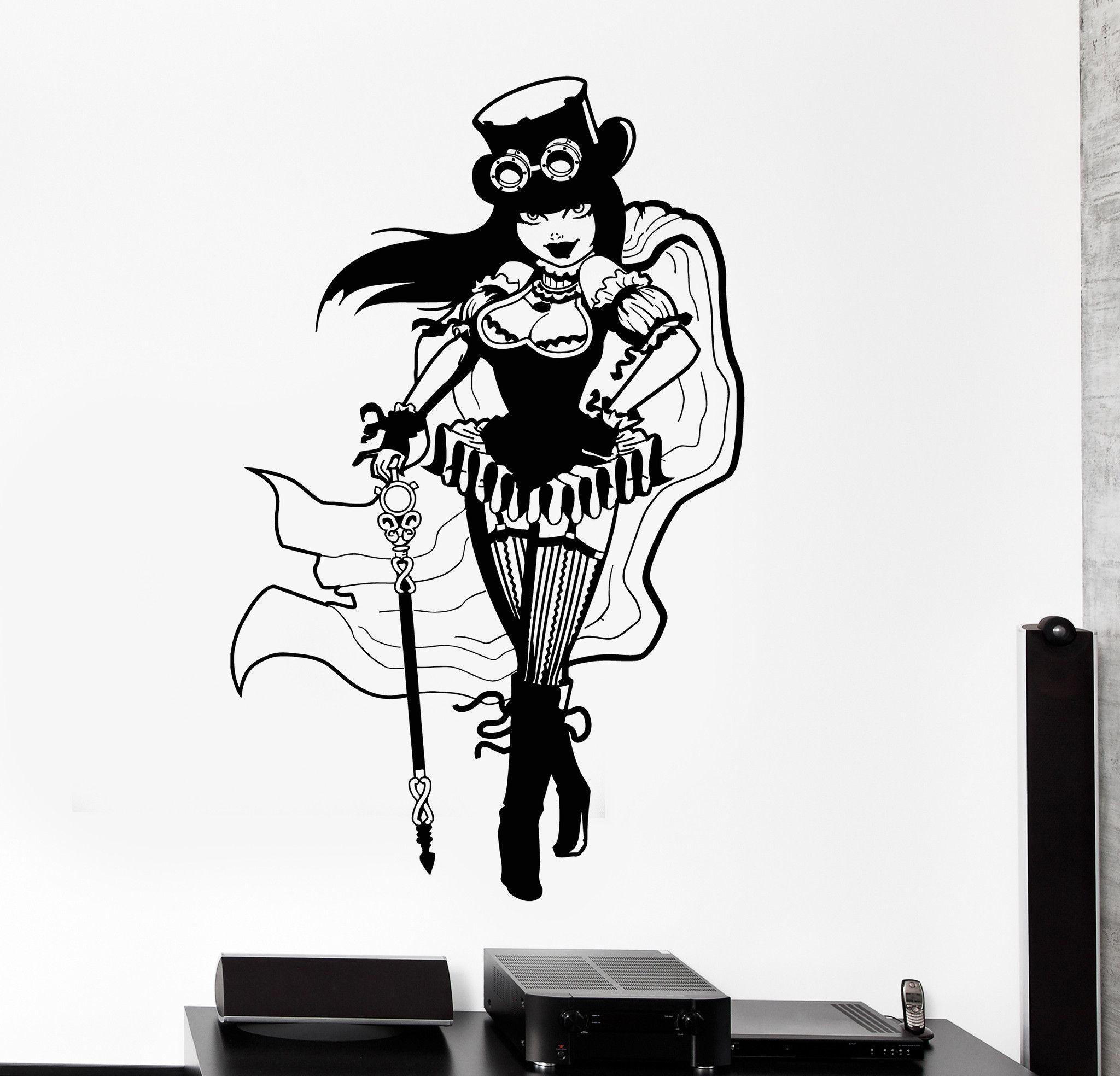 Browning Buckmark Wall Art-Autocollant Mural-Wall decal