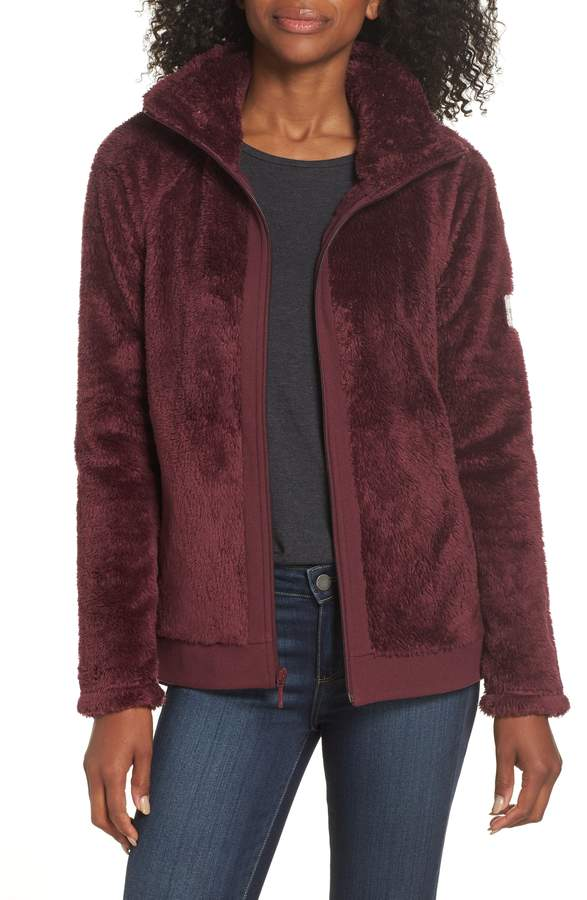 The North Face Furry Fleece Jacket Products In 2018 Pinterest