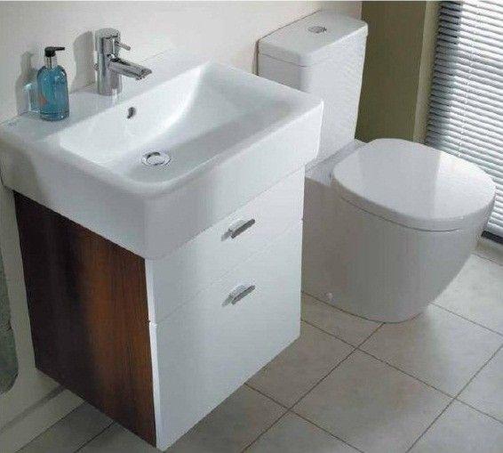 Lavoar Ideal Standard Connect Cube 60x46cm Bathroom Design Cube