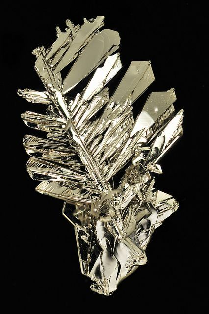 Platinum Crystals Universe And Gemstone