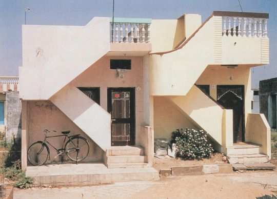 Balkrishna Doshi, Aranya India Low Cost Housing, 1983 HOME - cout agrandissement maison 30m2
