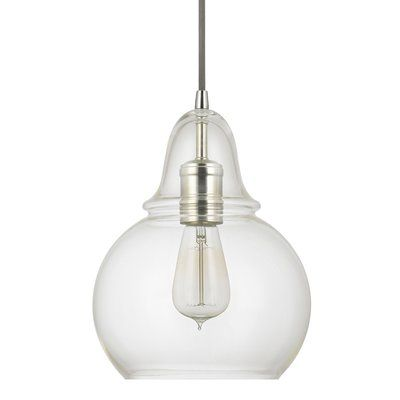 The Laurel Foundry Modern Farmhouse Carey is a stylish pendant to perfectly adorn any space.
