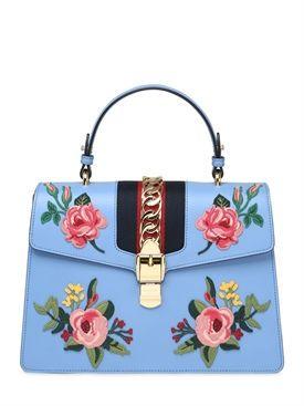 Gucci Top Handles Women S Bags Spring Summer 2017 Luisaviaroma