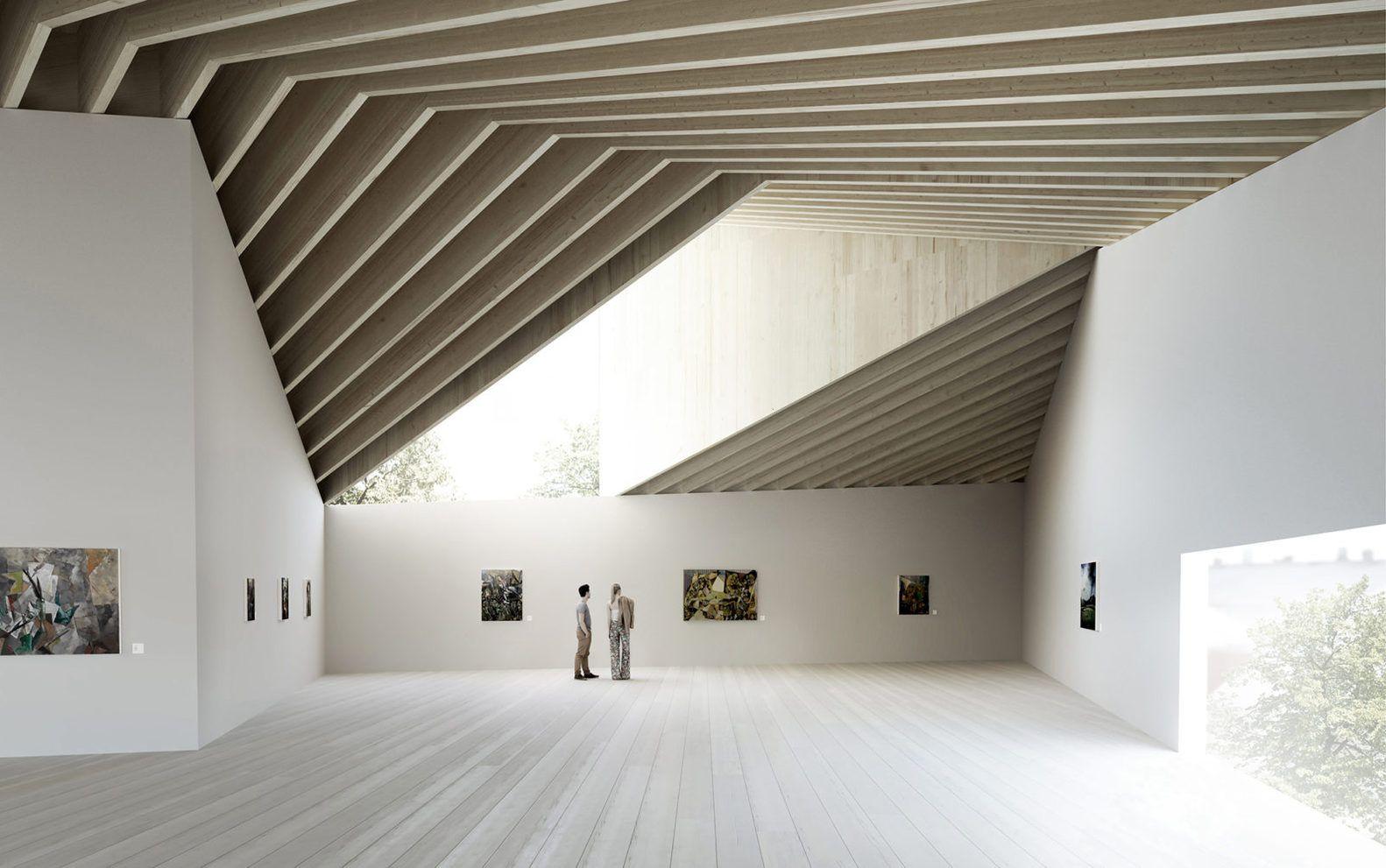 Gallery Of Jkmm Designs New Tammisaari Museum Outside Helsinki 2 Design Museum Timber Architecture