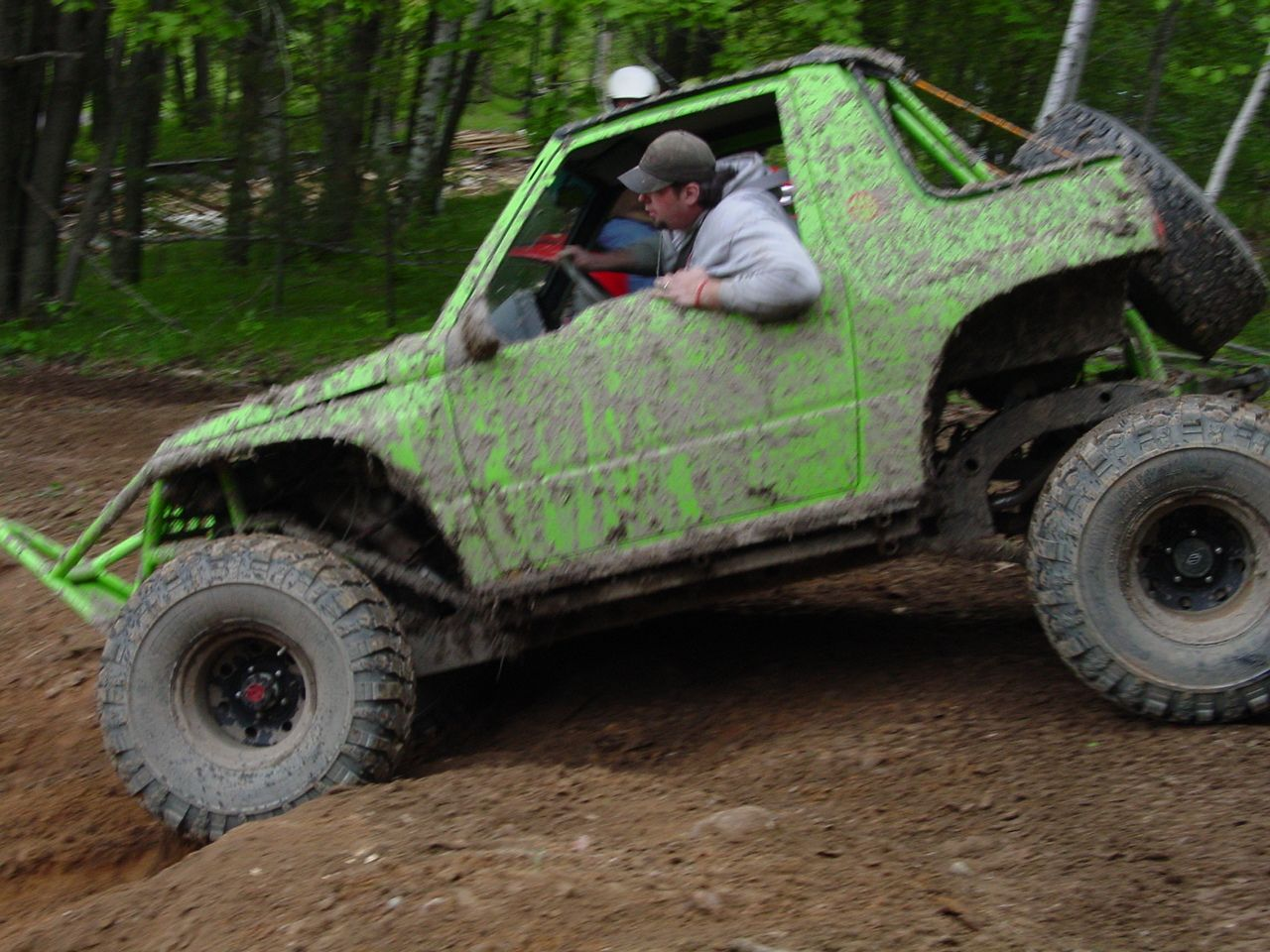 Zukiworld Travels To Wisconsin To Wheel With Rpm4x4 And Friends