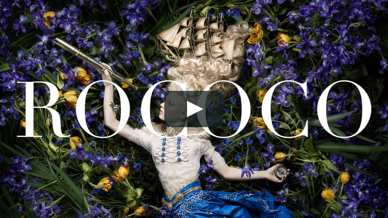 To see the full series of ROCOCO (2014 - 2017), https://alexiasinclair.com/collections/rococo  In 2014, Sinclair embarked on a new series that would span a three…