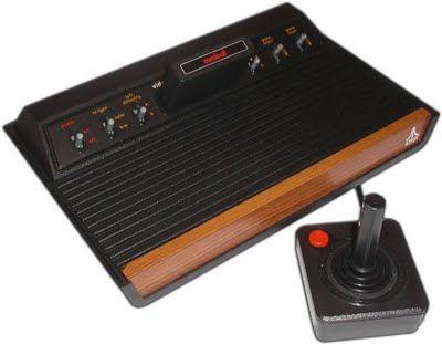 Atari 2600 --- blast from the past