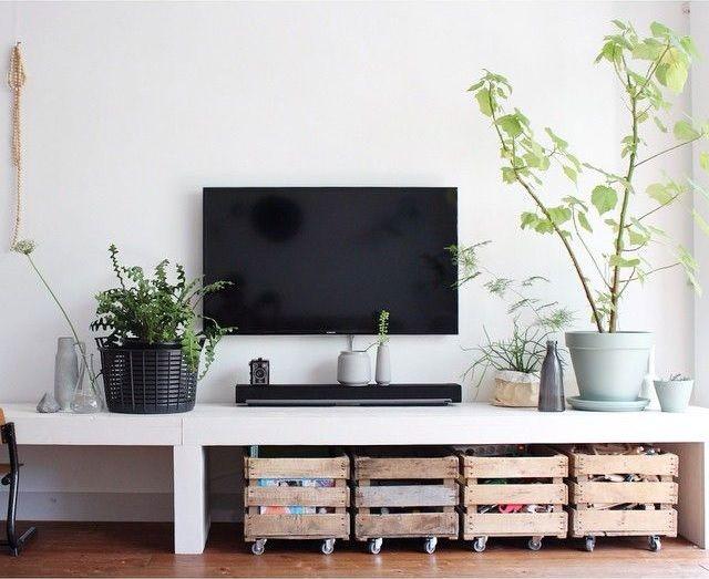 Leuk idee voor speelhoek in woonkamer - Pakken, Facebook en Speelgoed