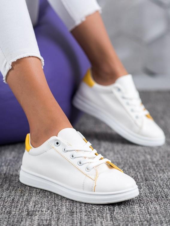 Klasicke Sportove Topanky White Sneaker Sneakers Vans Old Skool Sneaker