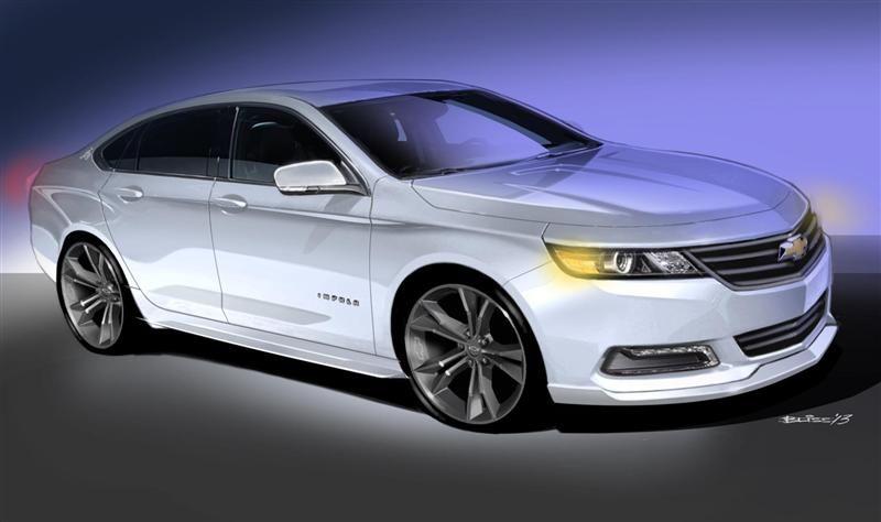 Geniales 2014 Chevrolet Impala Urbano Concepto De Imagen In 2020 Impala Ltz Chevy Impala Chevrolet Impala