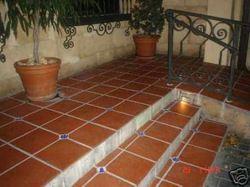 Saltillo Tile Stairs Terracotta Tile Buy Clay Floor Tile 12x12