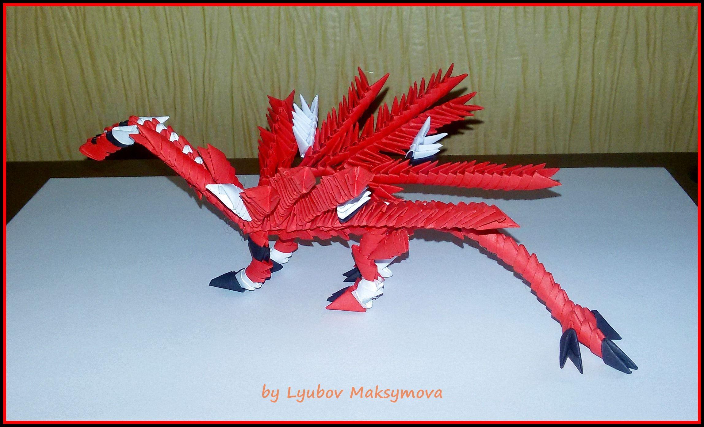 3d origami dragon httpsfacebooklyuba3dorigamiposts 3d origami dragon httpsfacebooklyuba3dorigami jeuxipadfo Images