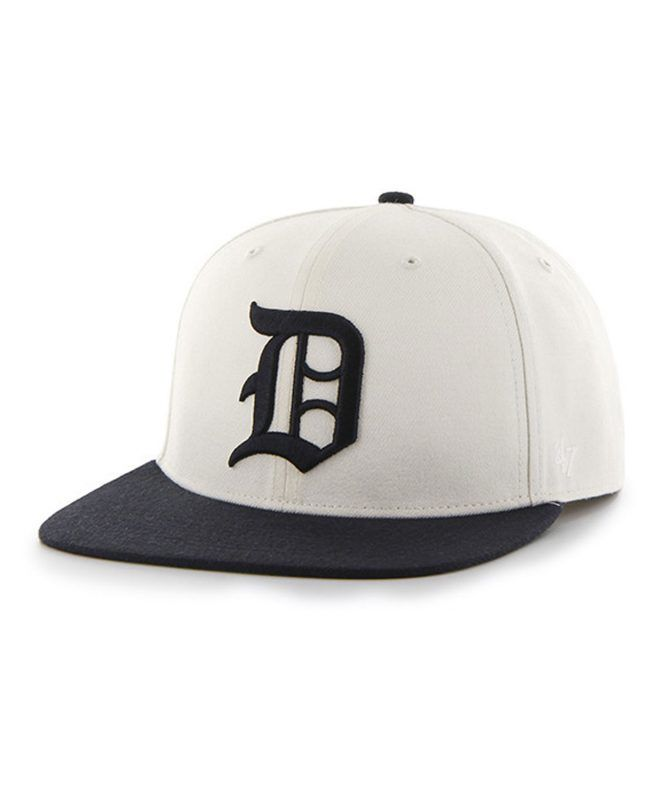 51fbcce805b MLB Detroit Tigers Cooperstown Hole Shot  47 PRO Fitted Hat