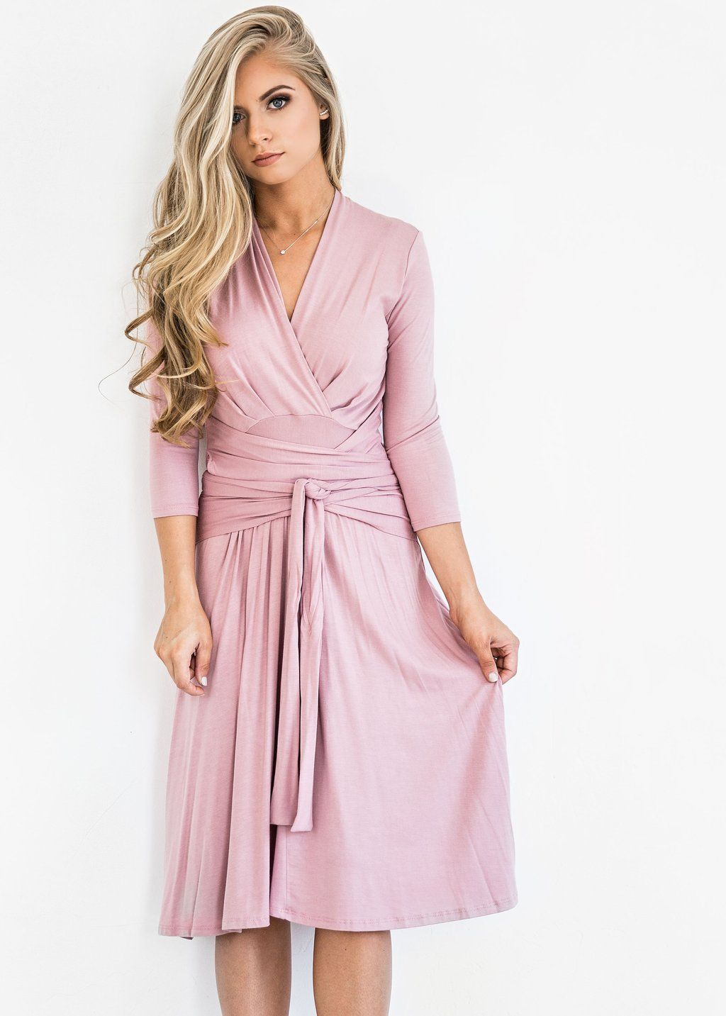Arlo Mauve Wrap Dress, wrap dress, nursing friendly, jessakae, fall ...