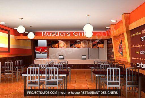 Interior Design Fast Food Plans Pass Thru  Coffee Shop Ideas  Pinterest  Container Restaurant .