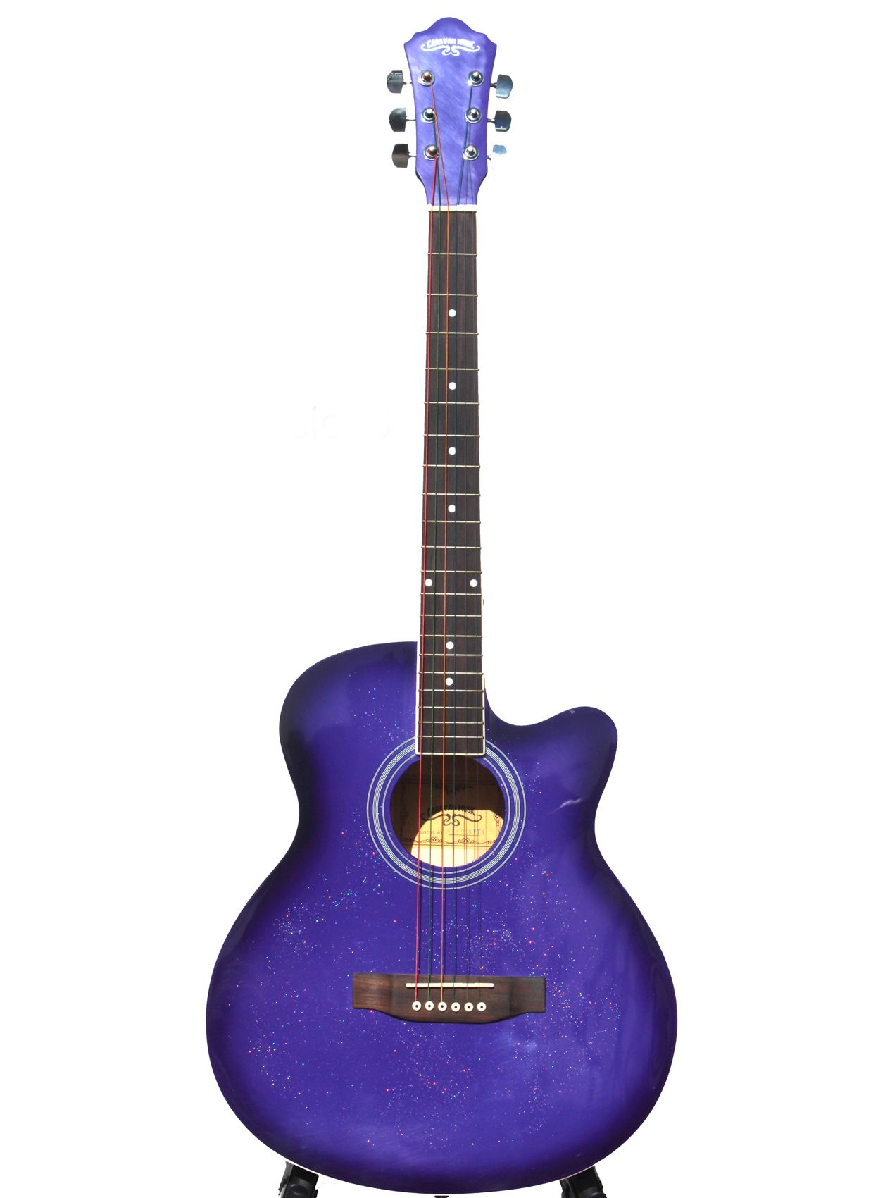 Acoustic Guitar Purple 40 Inch For Beginners Imusic33 Guitar Acoustic Electric Guitar Acoustic Guitar