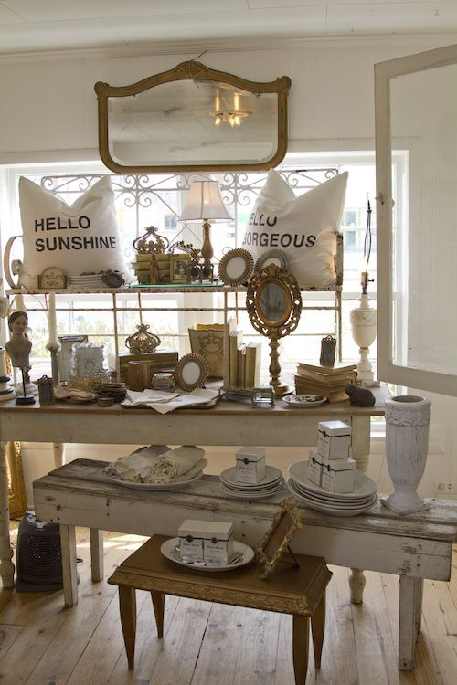 Industrial Display Fixtures : Image result for industrial shabby chic retail display