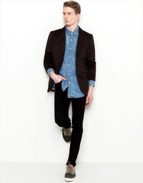 Pin de Náwel Gueri en LookBook | Moda hombre, Moda y Ropa casual