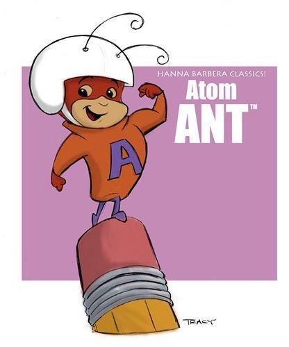 Atom Ant / La hormiga Atomica