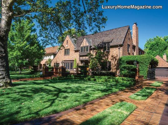 High Quality Luxury Home Magazine Sacramento: The Most Coveted Street In Sacramento! The  Fab 40u0027s! #sacramento #realestate #luxury #homes #fab40s #style #vintage