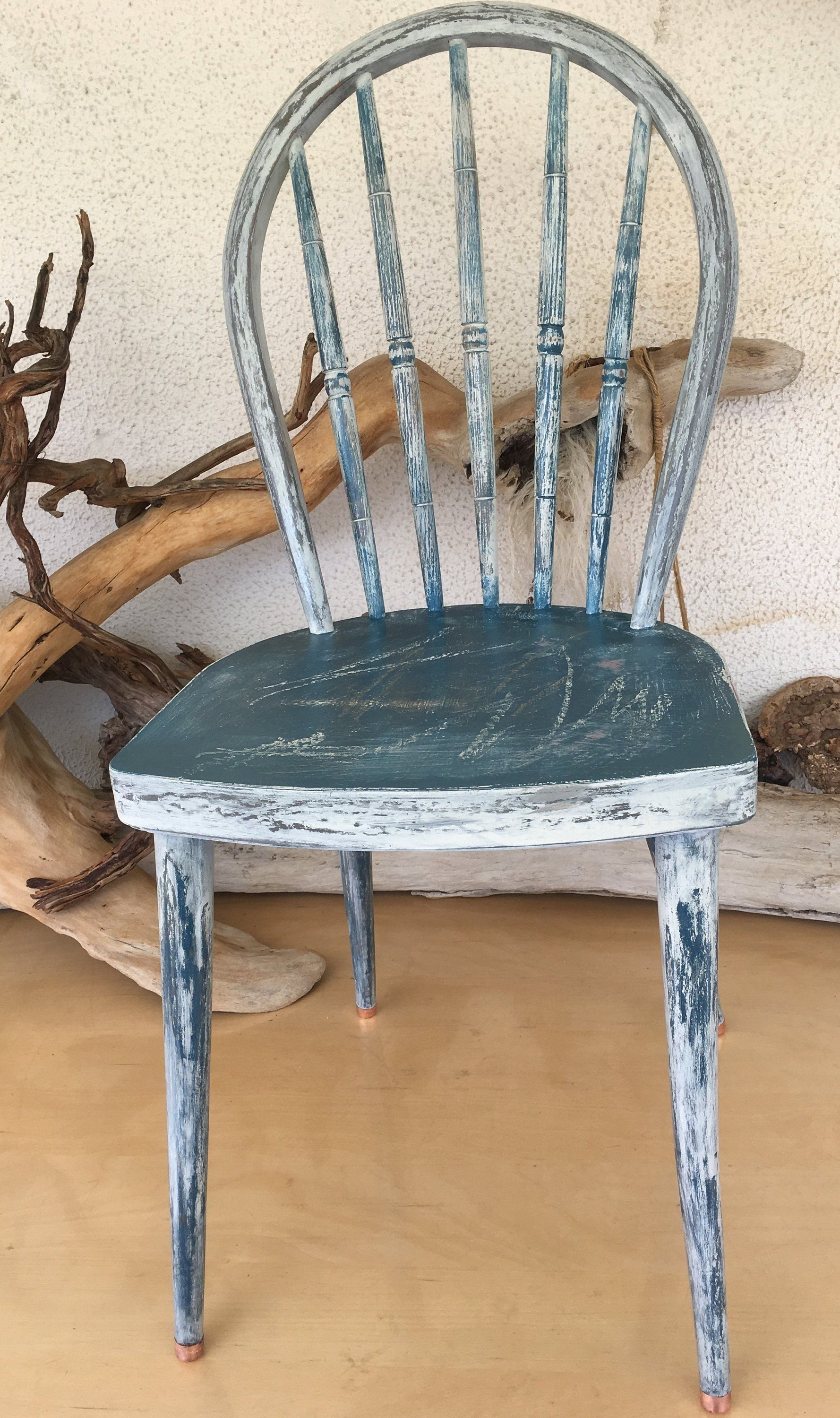 Vintage Hand Painted Chair Shabby Chic Chair Wood Chair Etsy Shabby Chic Chairs Shabby Chic Furniture Shabby Chic Homes