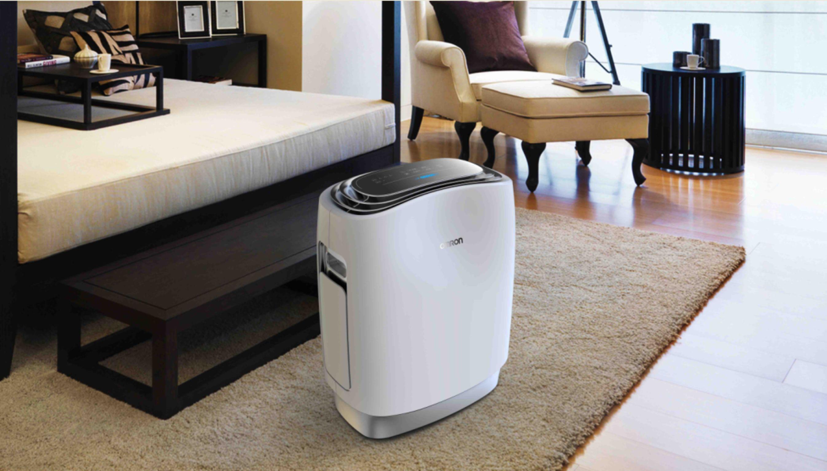 OMRON air purifier Air purifier Beitragsdetails iF