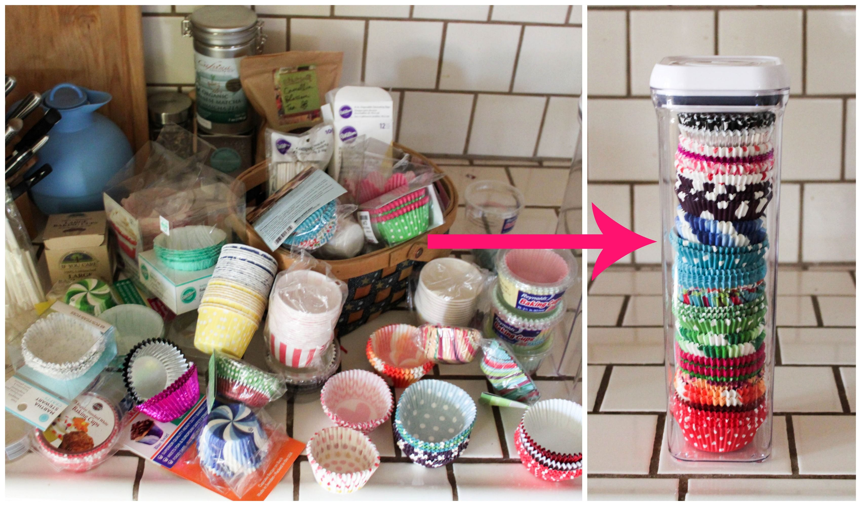 5 Ways To Organize Your Baking Supplies Free Printable
