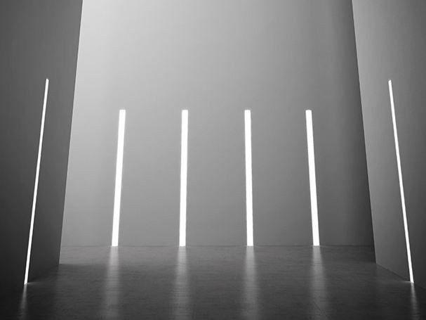 Wall Mounted Linear Lighting Profile For Led Modules Nolita Trim By Panzeri Linear Lighting Aluminum Pendant Lamp Bar Lighting