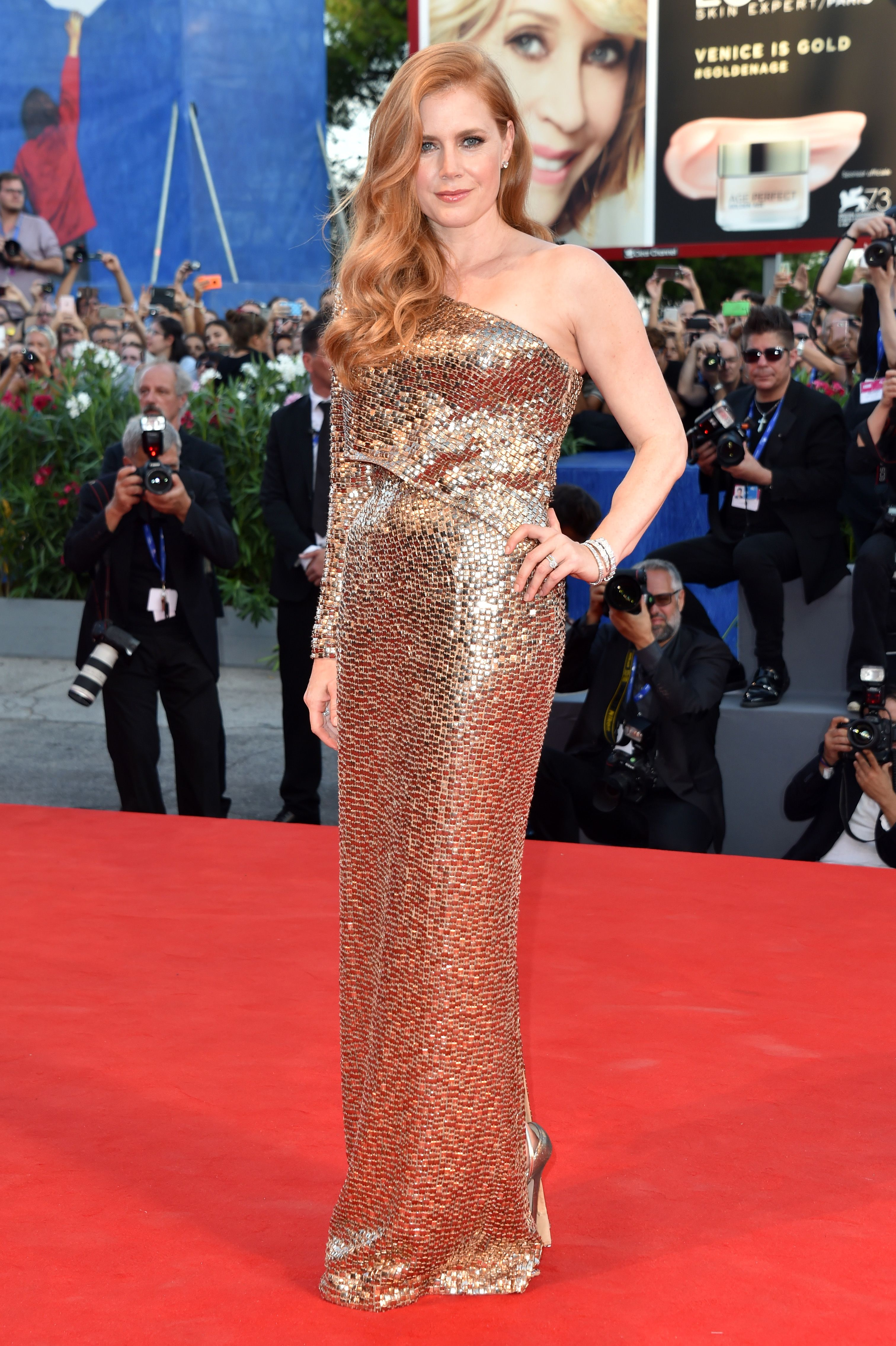 See the Most Glamorous Gowns at Venice Film Festival