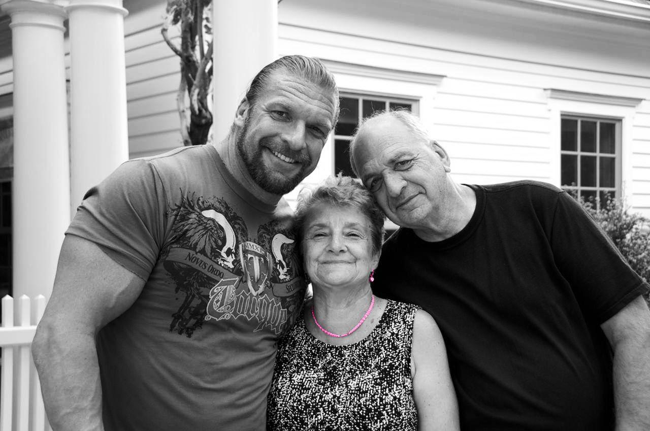 Patricia Levesque Triple H