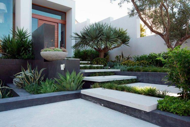 Comment Amenager Son Jardin Pour Reussir Un Exterieur Ultra Moderne Amenagement Jardin Comment Amenager Son Jardin Et Entree De Maison Exterieur
