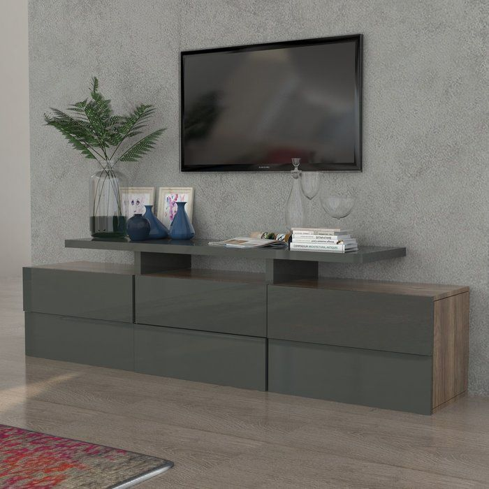 Clearfield Tv Stand For Tvs Up To 55 Modern Tv Cabinet Tv