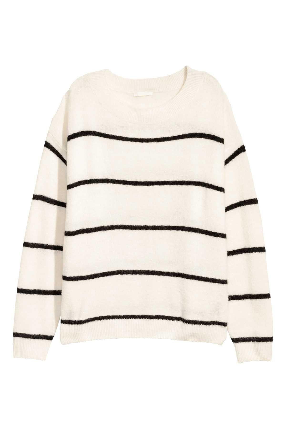 Fine-knit jumper  612bc596b