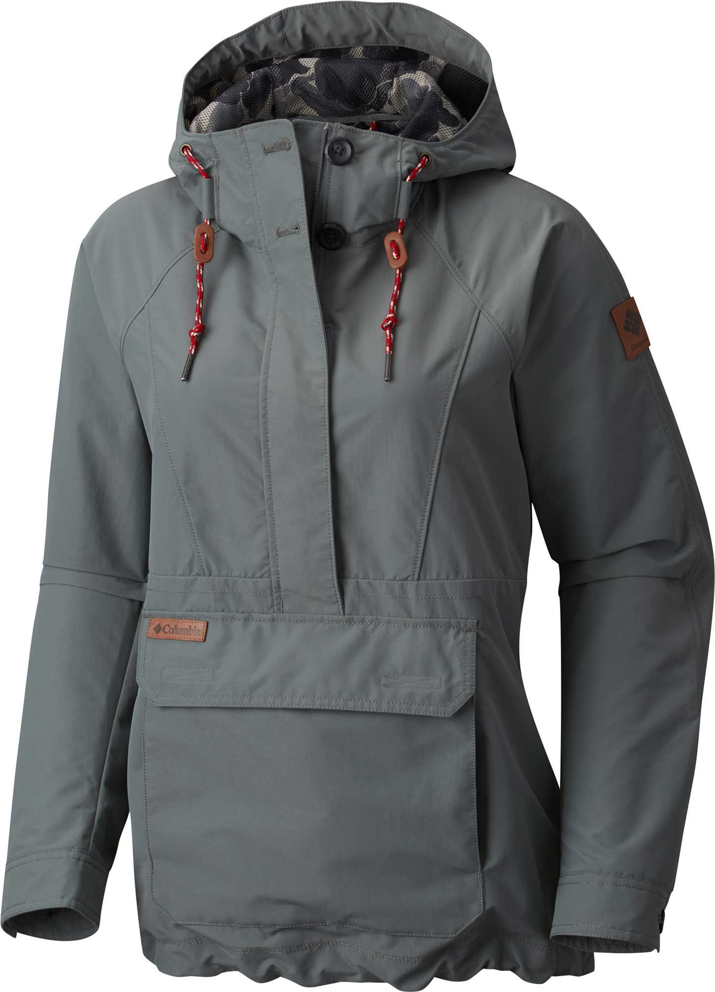 b63e1ccdfa60 Columbia Women s South Canyon Creek Anorak Jacket