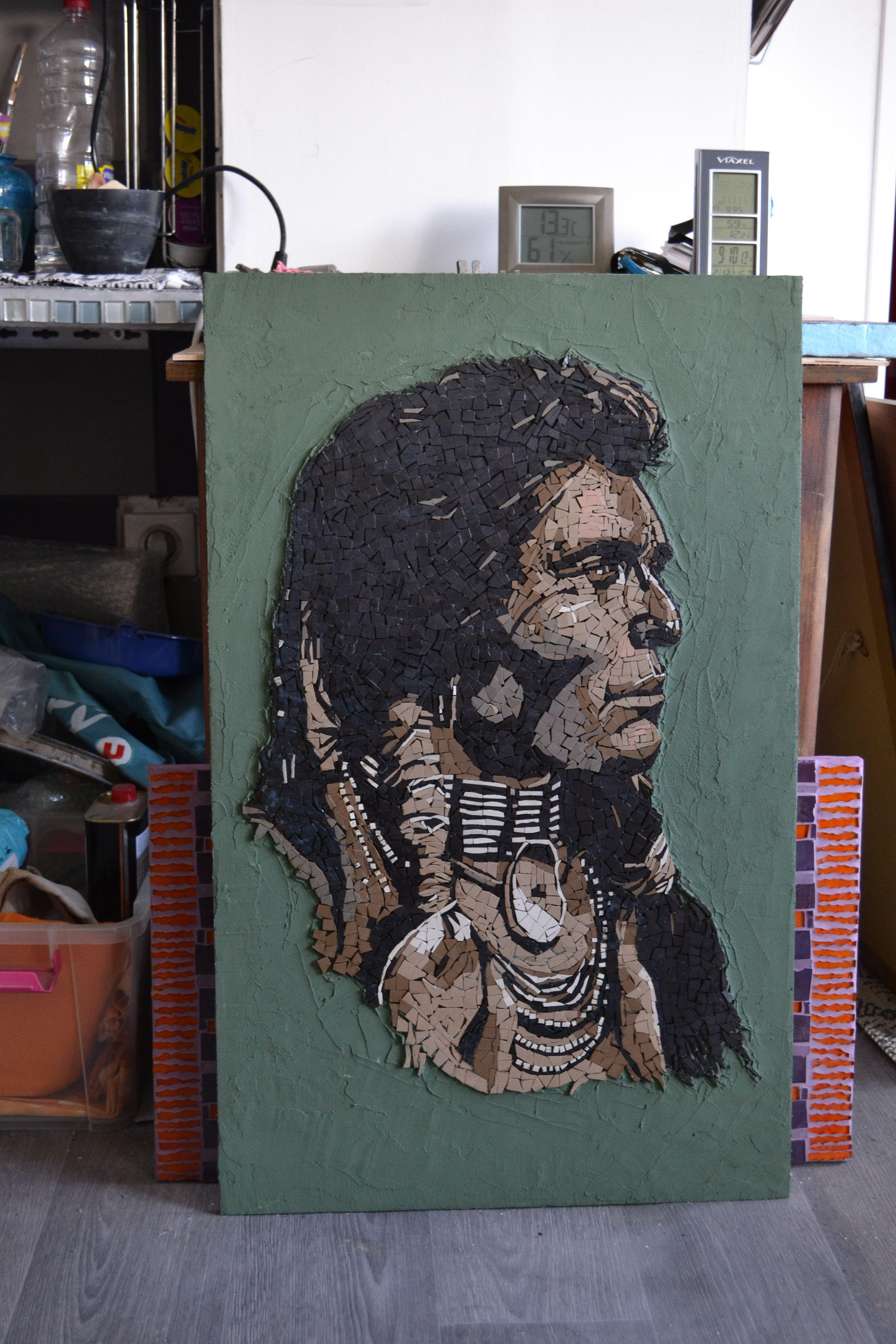 Guerrier Sioux