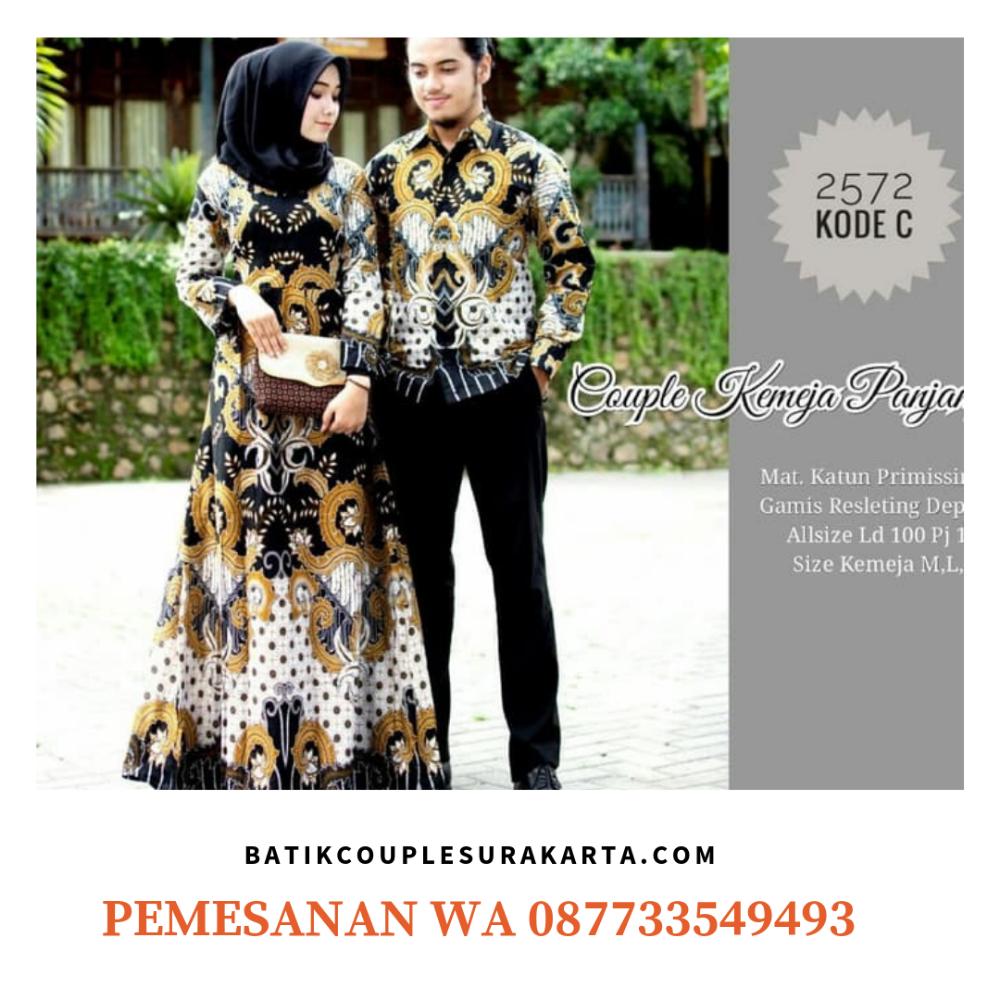 Pin di Batik Couple