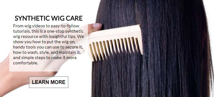 Synthetic Wig Care How To Wash Style Synthetic Wigs Wigs Natural Hair Wigs