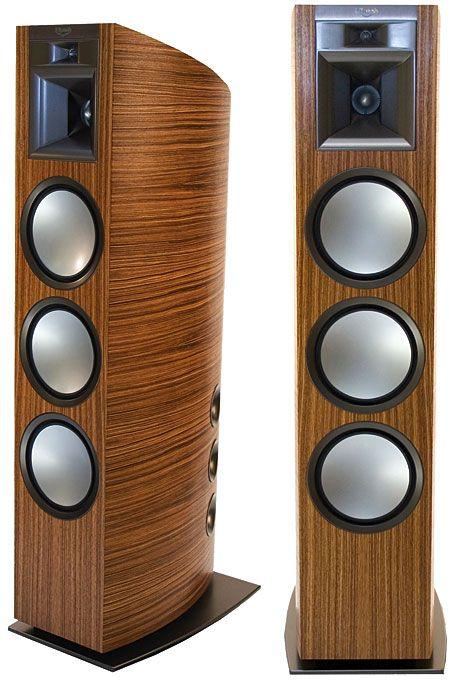 Klipsch Palladium P 39f Loudspeaker Stereophile Com Klipsch Klipsch Speakers Loudspeaker