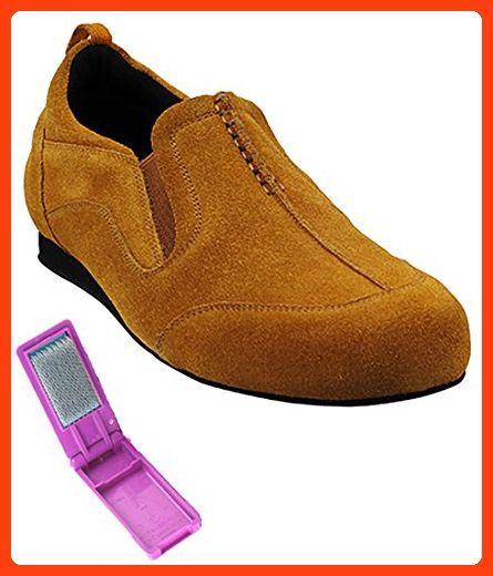 Very Fine Ballroom Latin Tango Salsa Dance Shoes for Women SERA701BBX Flate  Heel + Foldable Brush 33c02d6e9