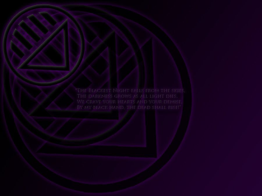 Black Lantern Oath Wallpaper P by stampedeofxflames | The ...