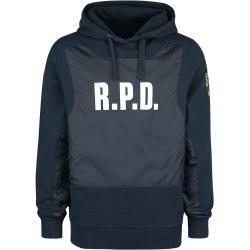 Resident Evil Racoon Police Kapuzenpullover