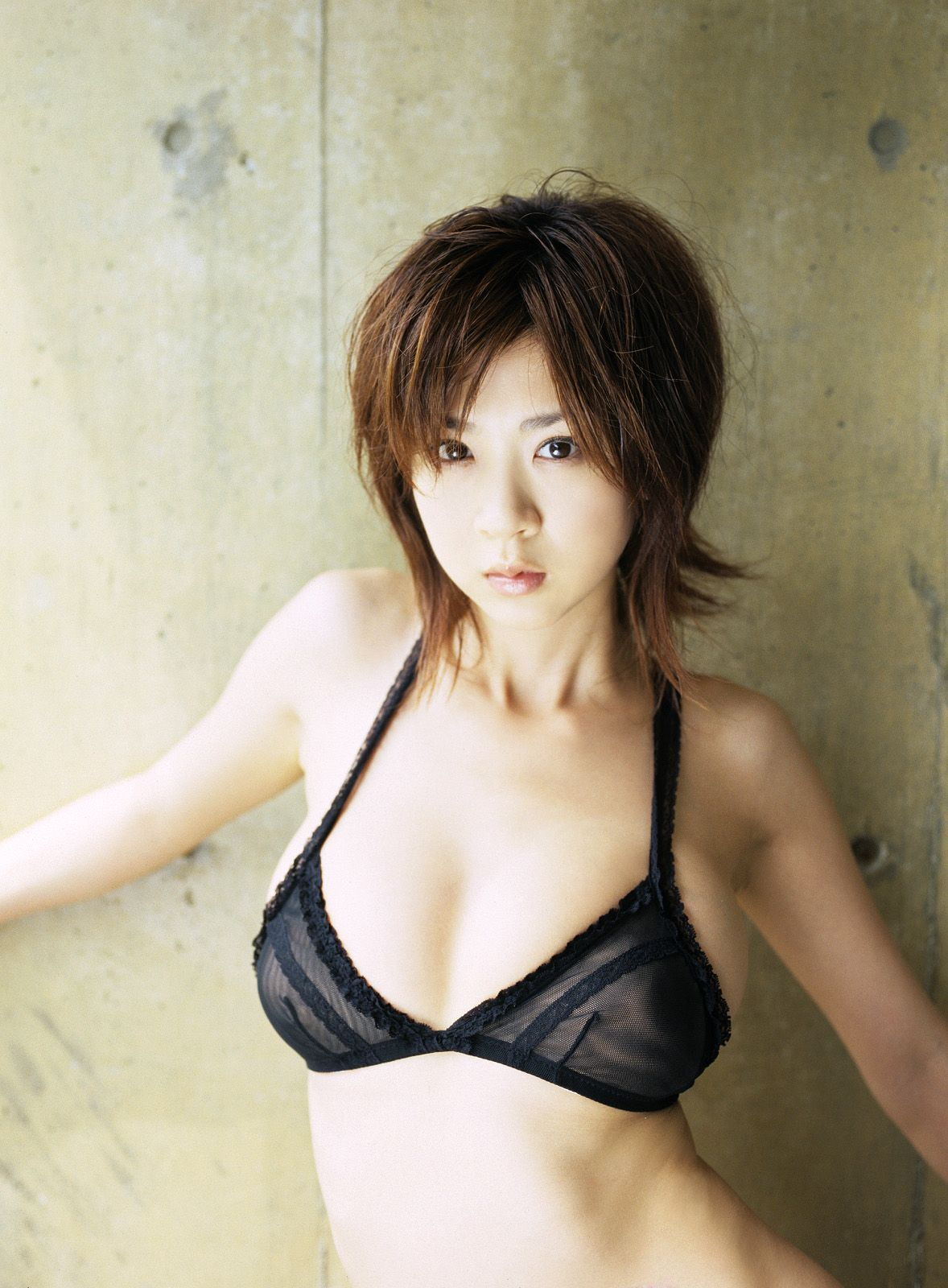 Aki Hoshino ほしのあき 1977 3 14