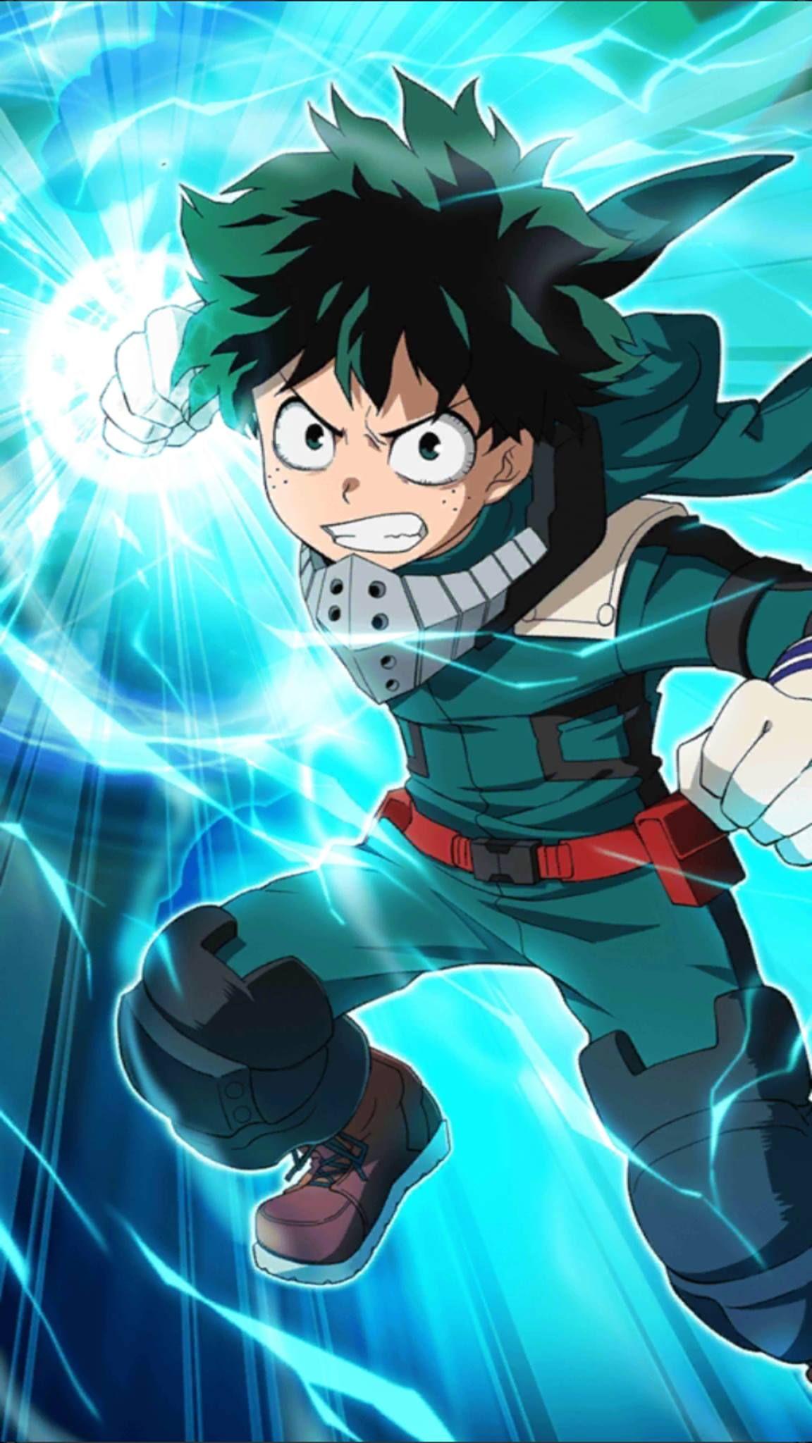 Deku / Midoriya Izuku Personajes de anime, Wallpaper de