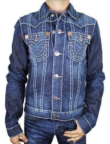 New True Religion Jimmy Super T Men's Denim Jeans Jacket / SPD Ranson (S) True Religion,http://www.amazon.com/dp/B009HCT9OK/ref=cm_sw_r_pi_dp_8qBMrbFB1C564B92