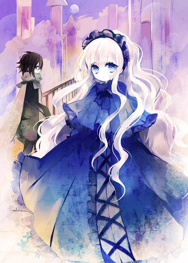 And They Look Like Could Both Be Vampires Anime Chibi