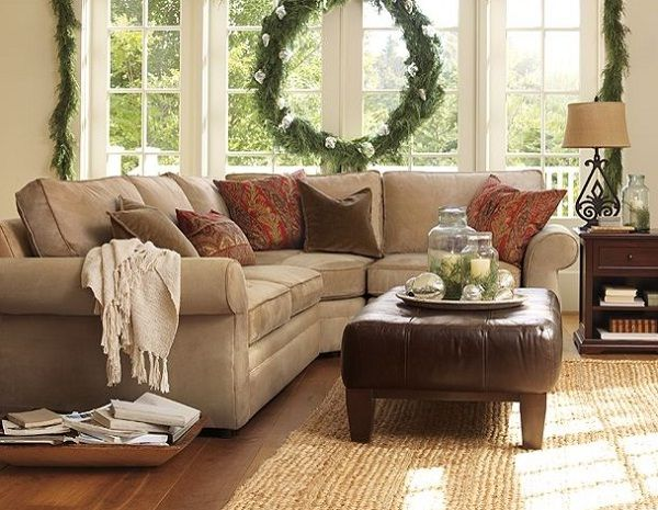 Charming Coffee Table For Sectional Sofa 6 Tips How To Accessorizing Your Coffee  Table For Small Room