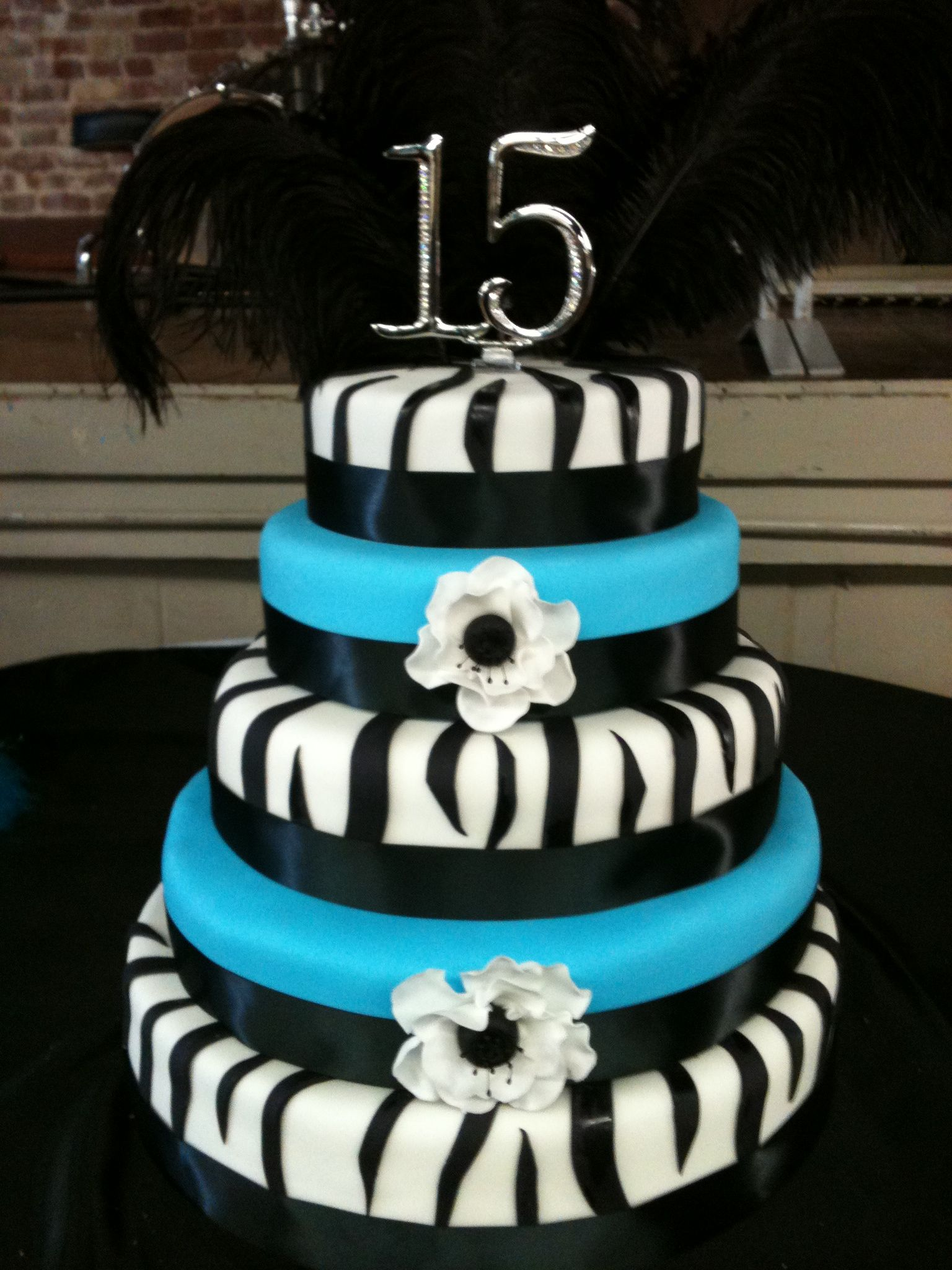 Fabulous Cake Cake For 15 cake toppers visit